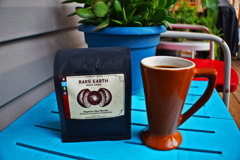 RARE EARTH SINGLE ORIGIN