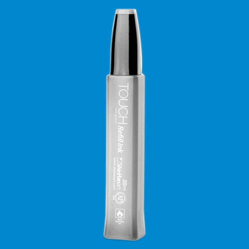 Touch Twin Refill B263 Peacock Blue Markers