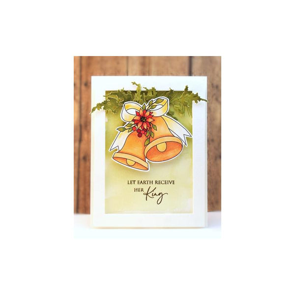Penny Black Clear Stamps Ring The Bell