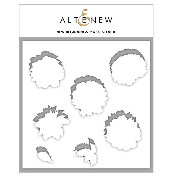 Altenew Mask Stencil New Beginnings