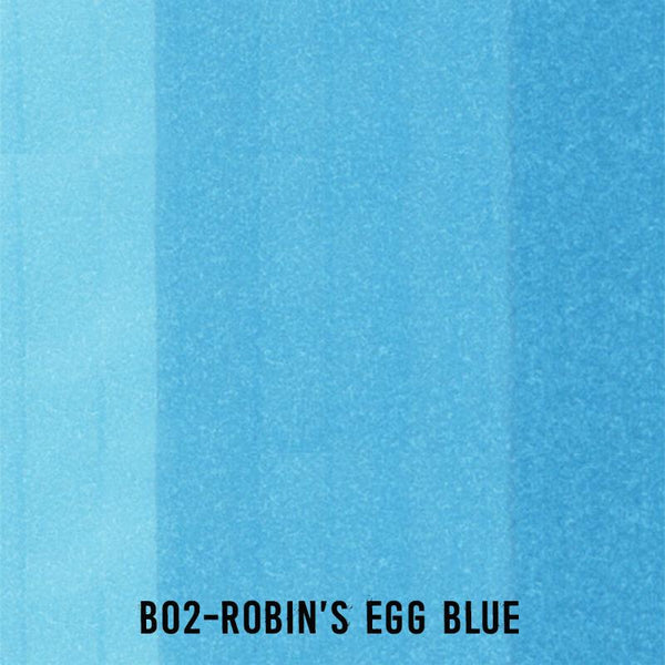 COPIC Ink B02 Robin's Egg Blue