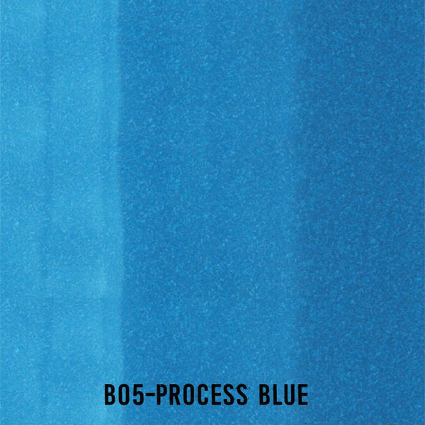 COPIC Ink B05 Process Blue