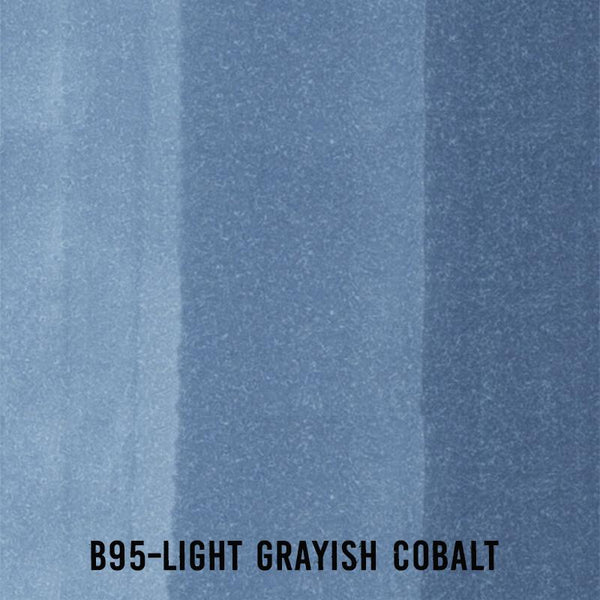 COPIC Ink B95 Light Grayish Cobal