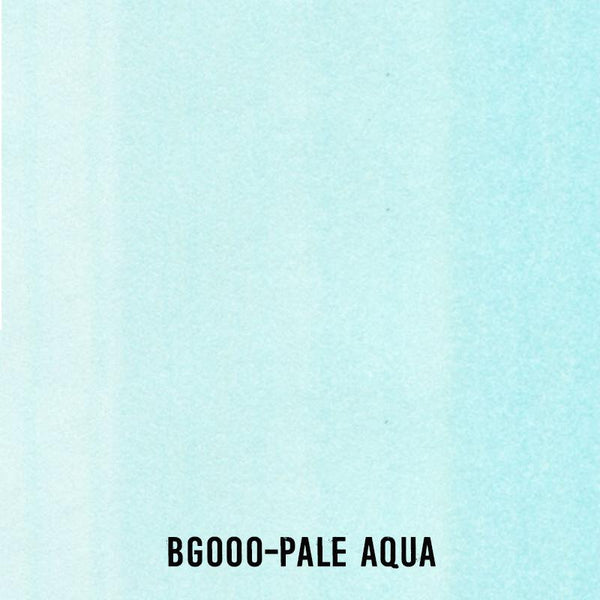 COPIC Ink BG000 Pale Aqua