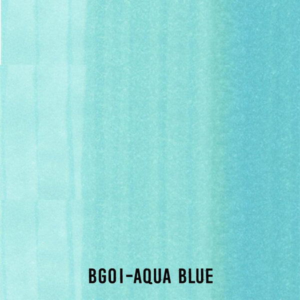 COPIC Ink BG01 Aqua Blue