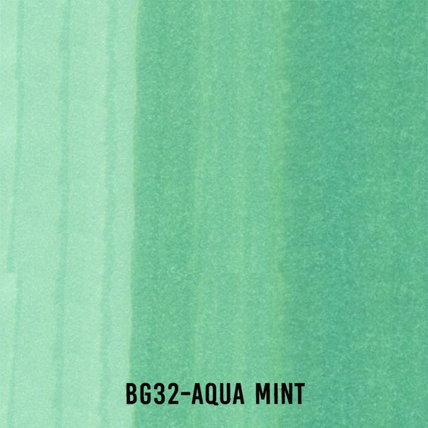 COPIC Ink BG32 Aqua Mint