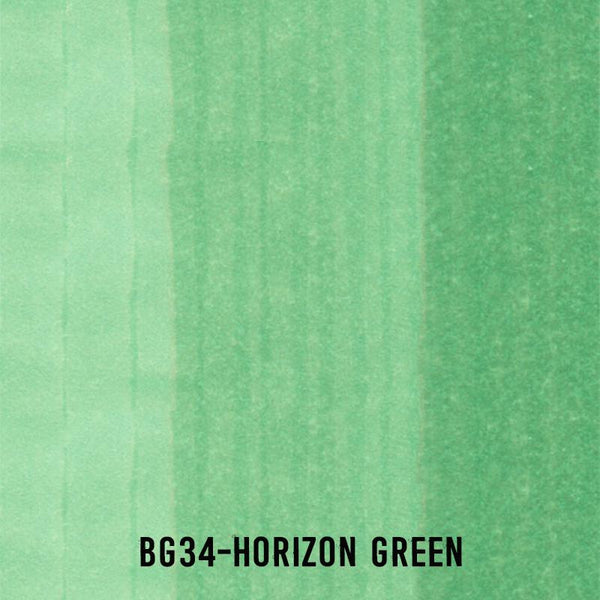 COPIC Ink BG34 Horizon Green