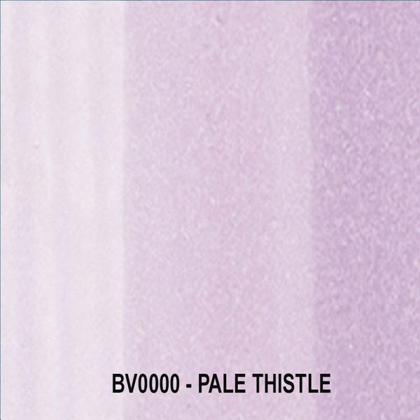 COPIC Ink BV0000 Pale Thistle