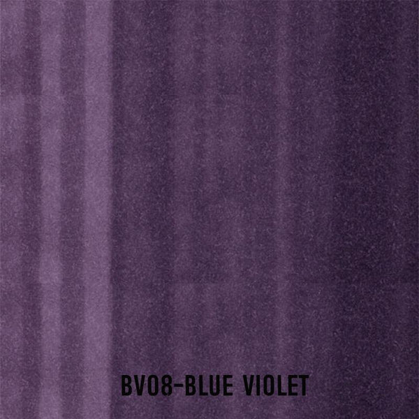 COPIC Ink BV08 Blue Violet