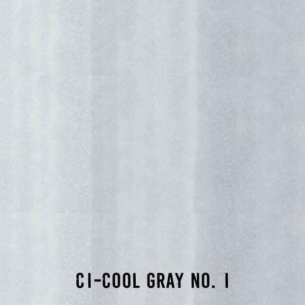 COPIC Ink C1 Cool Gray