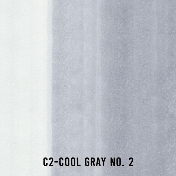 COPIC Ink C2 Cool Gray