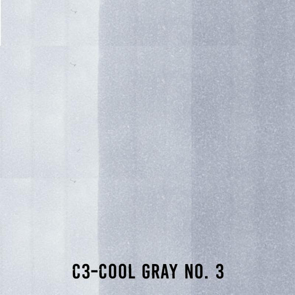 COPIC Ink C3 Cool Gray