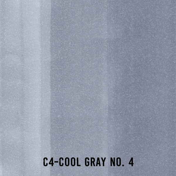 COPIC Ink C4 Cool Gray