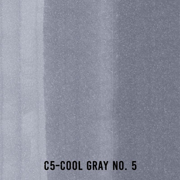 COPIC Ink C5 Cool Gray