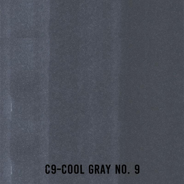 COPIC Ink C9 Cool Gray