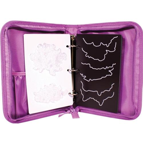 Crafter's Companion Stamp Die Storage Folder Small