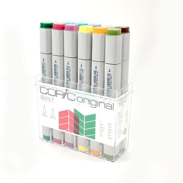 Copic Original Marker 12Pc Quilt Markers