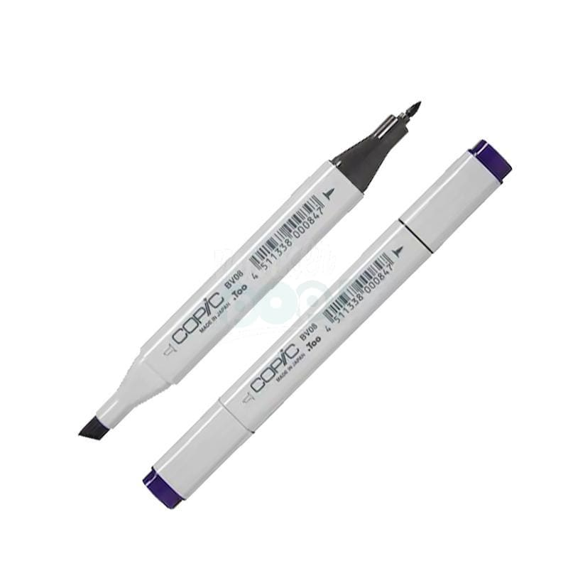 Copic Original Marker Bv08 Blue Violet Markers