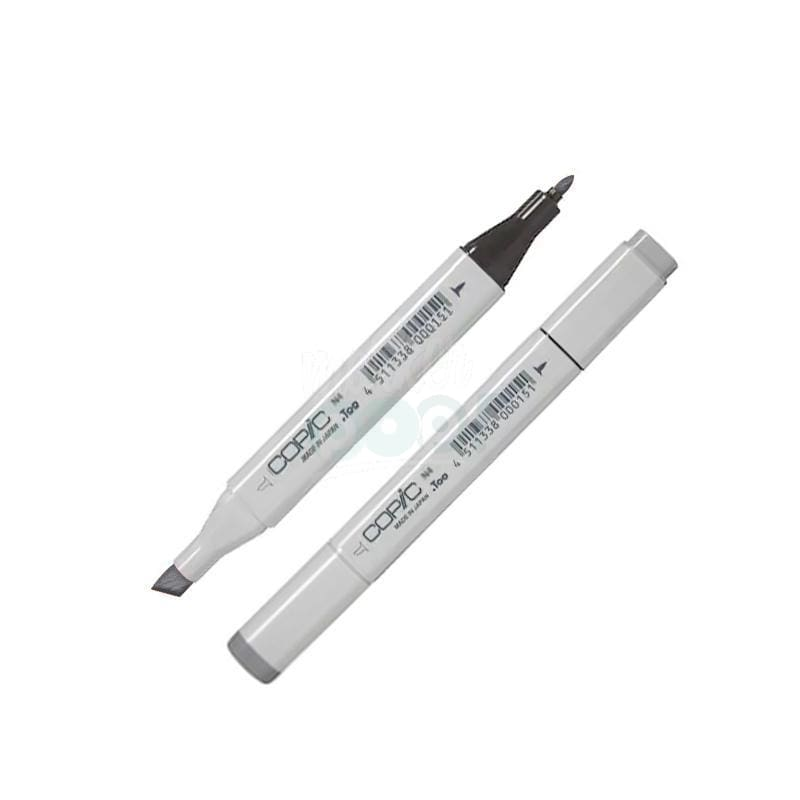 Copic Original Marker N4 Neutral Gray No. 4 Markers