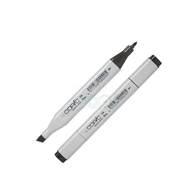 Copic Original Marker N8 Neutral Gray No. 8 Markers
