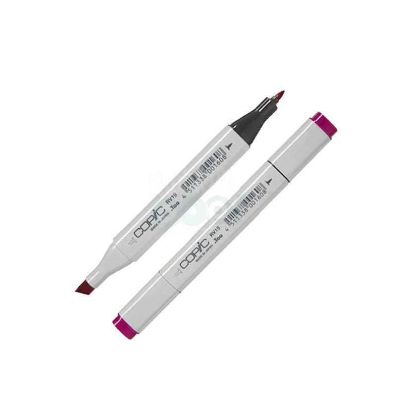 Copic Original Marker Rv19 Red Violet Markers
