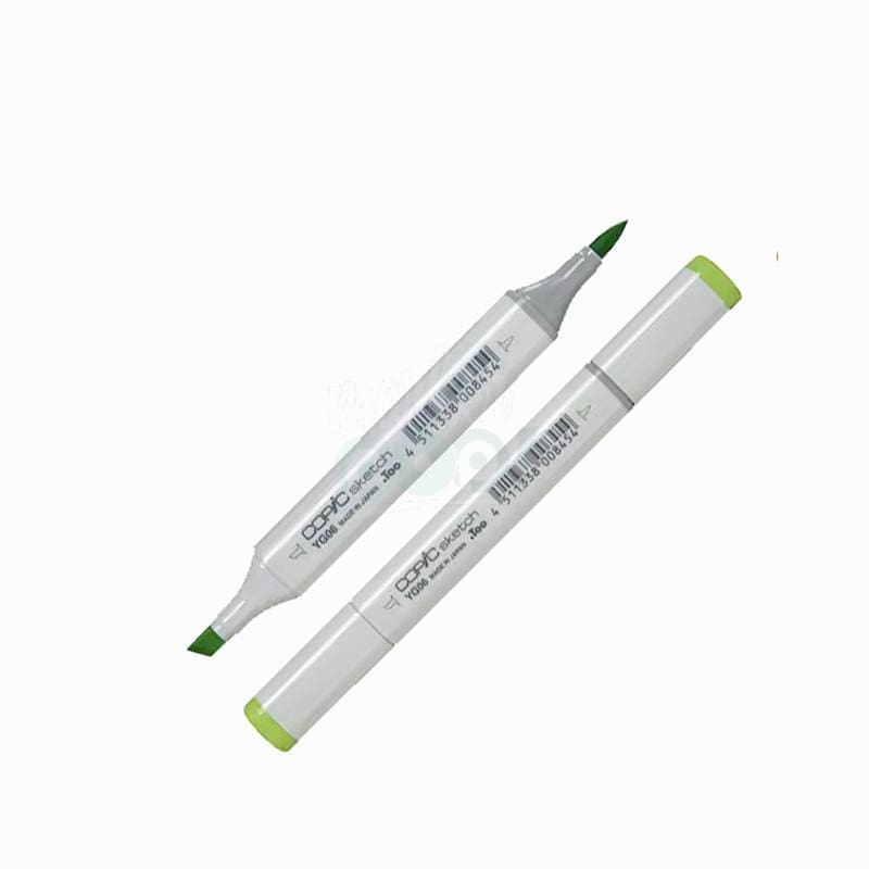 Copic Sketch Marker Yg06 Yellowish Green Markers