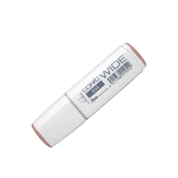 COPIC Wide Marker E04 Lipstick Natural
