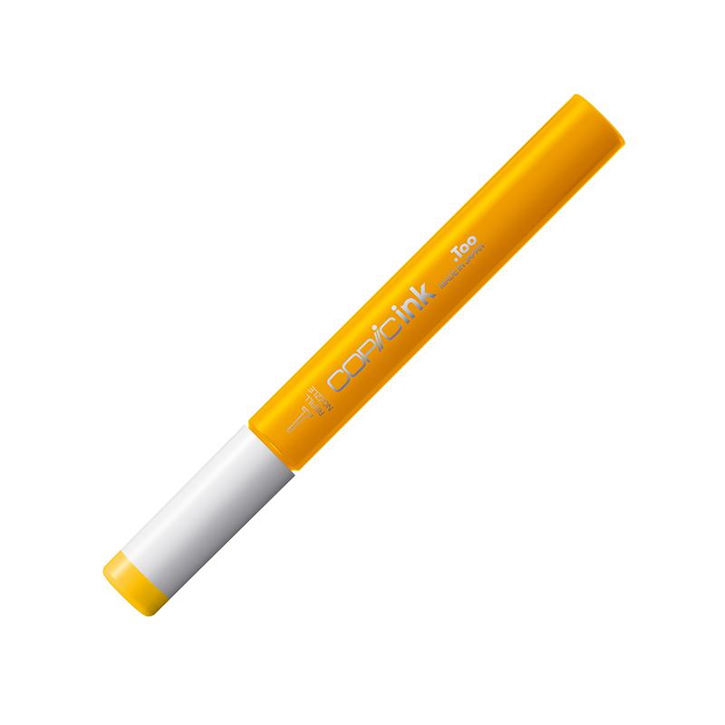 COPIC Ink FY1 Fluorescent Yellow Orange