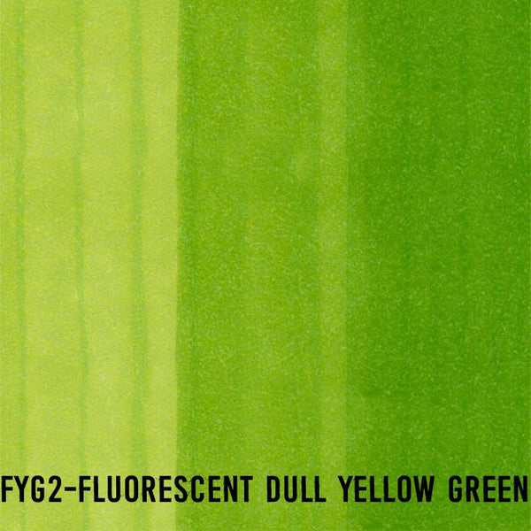 COPIC Ink FYG2 Fluorescent Dull Yellow Green