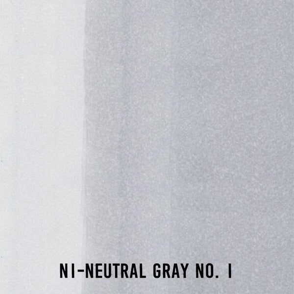 COPIC Ink N1 Neutral Gray