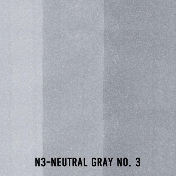 COPIC Ink N3 Neutral Gray