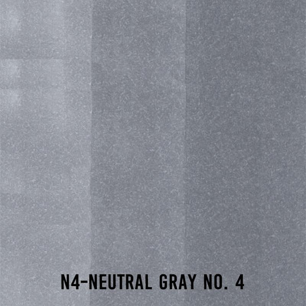 COPIC Ink N4 Neutral Gray