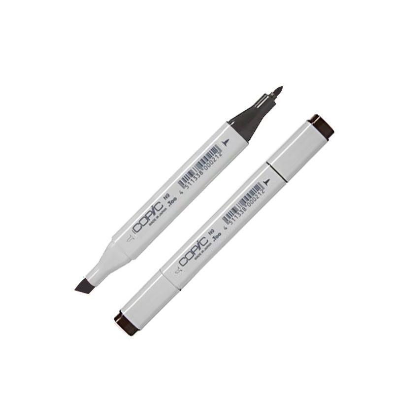 Copic Original Marker N9 Neutral Gray No. 9 Markers