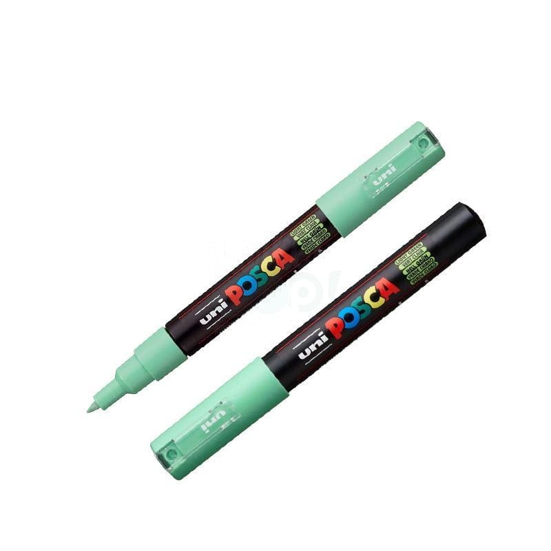 Posca Marker Pc-1M Light Green Markers
