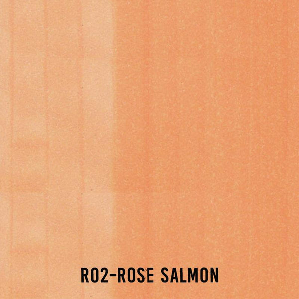 COPIC Ink R02 Rose Salmon