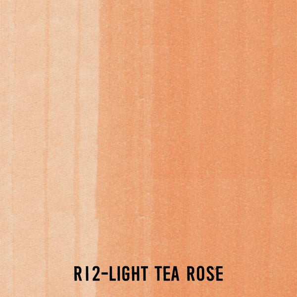 COPIC Ink R12 Light Tea Rose
