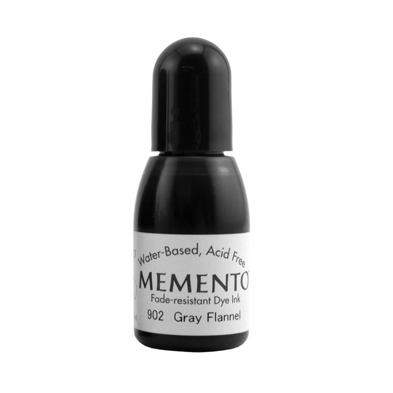 Memento Ink Refill - Gray Flannel
