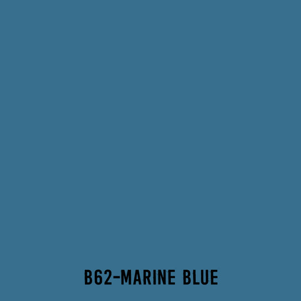 TOUCH Twin Brush Marker B62 Marine Blue