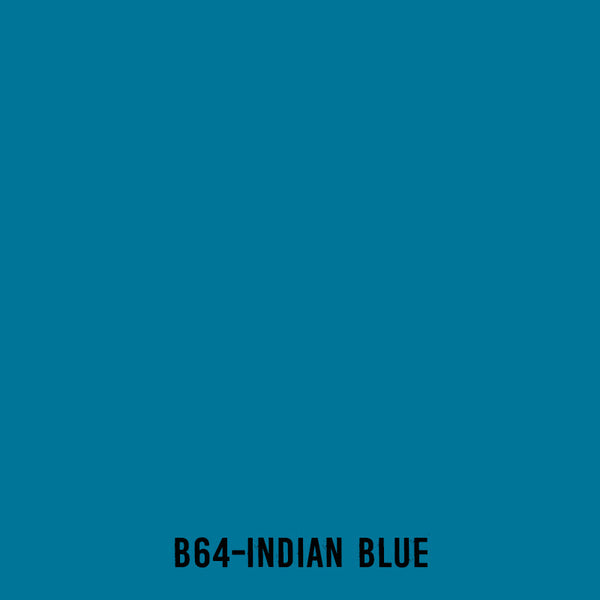 TOUCH Twin Brush Marker B64 Indian Blue