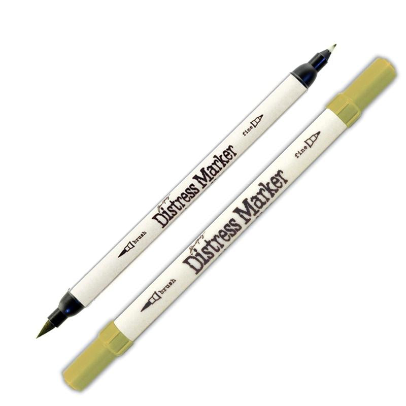 Tim Holtz Distress Marker Crushed Olive