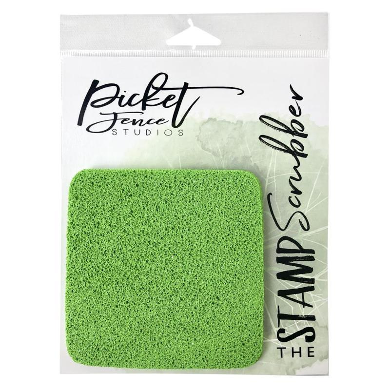 Picket Fence The Stamp Scrubber
