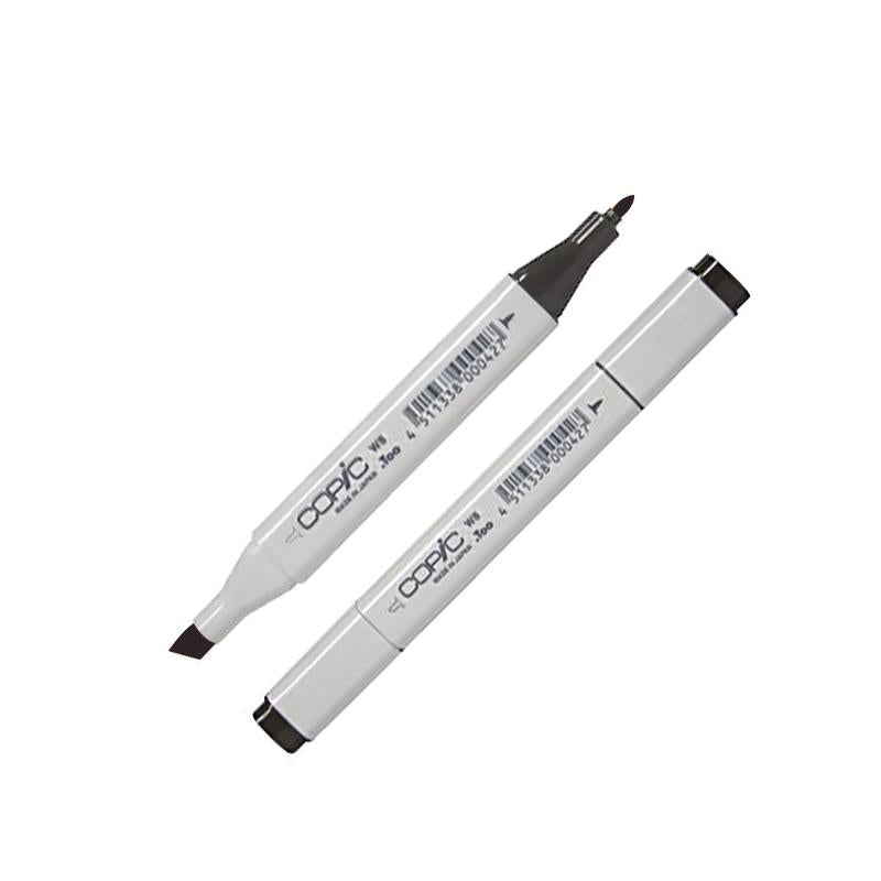 Copic Original Marker W8 Warm Gray No. 8 Markers