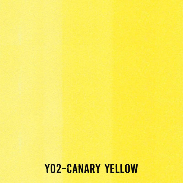 COPIC Ink Y02 Canary Yellow