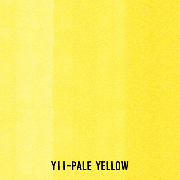 COPIC Ink Y11 Pale Yellow