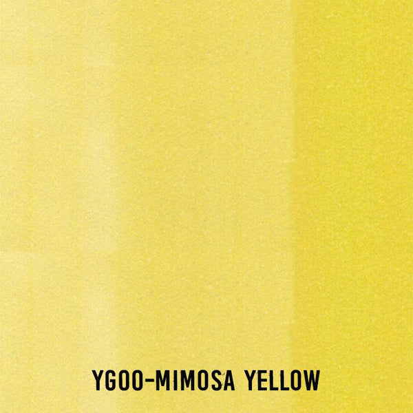 COPIC Ink YG00 Mimosa Yellow