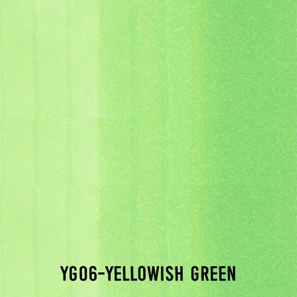 COPIC Ink YG06 Yellowish Green