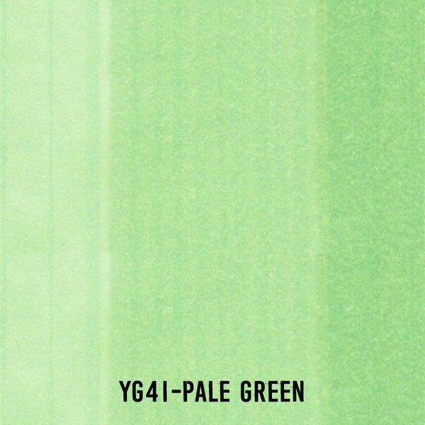 COPIC Ink YG41 Pale Green