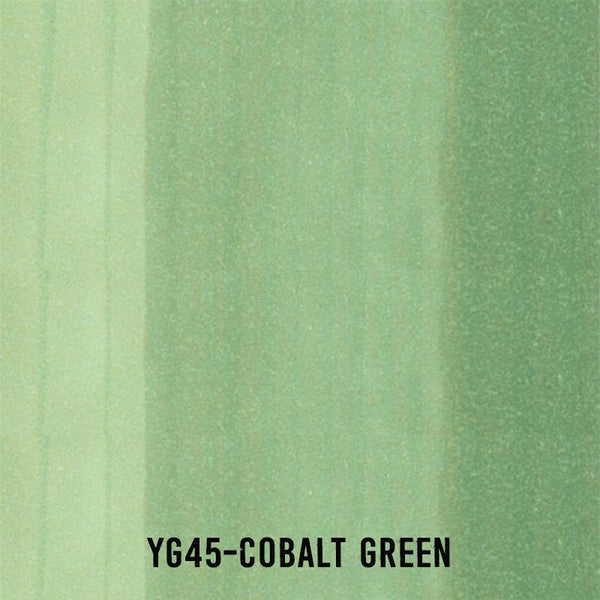 COPIC Ink YG45 Cobalt Green