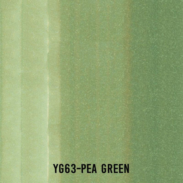 COPIC Ink YG63 Pea Green