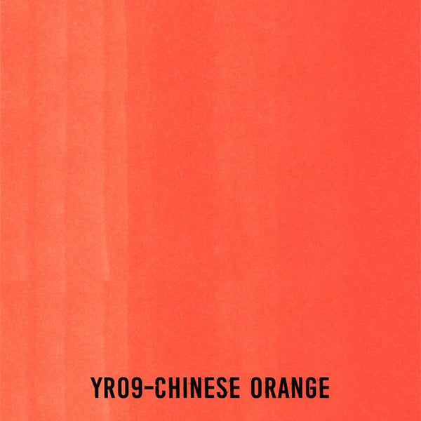 COPIC Ink YR09 Chinese Orange